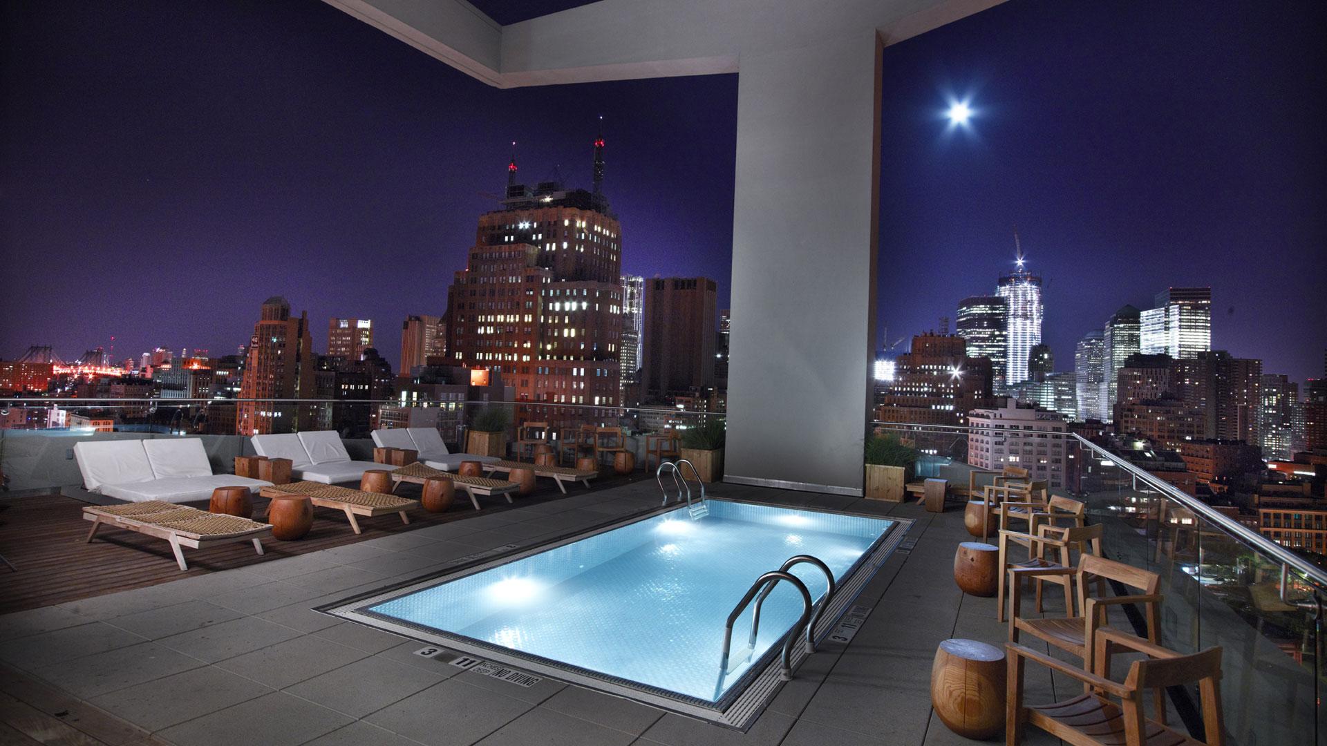 Rooftop Hot Tub Nyc | Sevenstonesinc.com